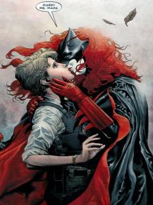 Batwoman | W. Haden Blackman and J.H. Williams III| DC Comics