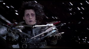 Screenshot: Edward Scissorhands