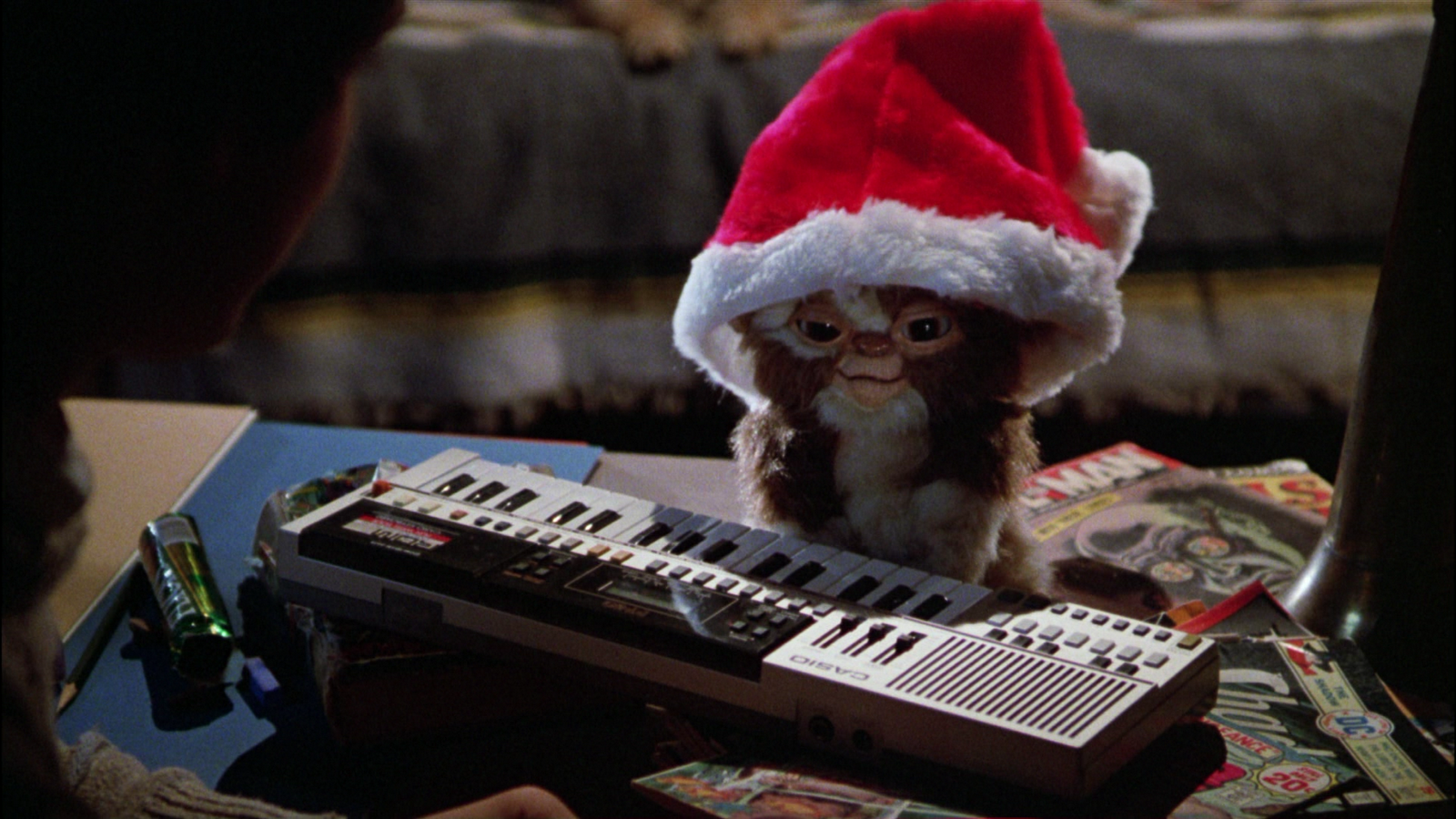 Merry Scary Christmas: Gremlins Just Gets Me