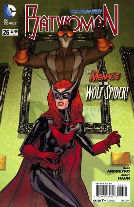 batwoman 26 cover