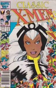 Classic X-Men 3