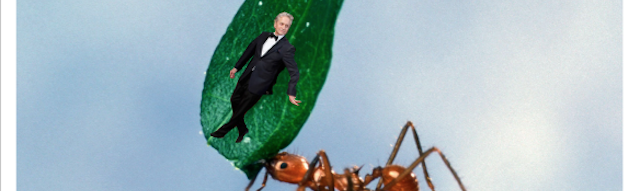 Michael Douglas to play Hank Pym in Wet Hot Ant-Man Summer–first look!
