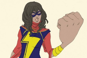 Review: Ms. Marvel #1