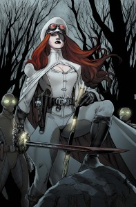 Lady Mechanika #1. Jan 1, 2011. Artist Joe Benitez and colorist Peter Steigerwald. Publisher Aspen MLT.