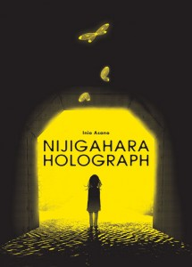 Nijigahara Holograph, Fantagraphics, 2014, Inio Asano (creator), Matt Thorn (translator)
