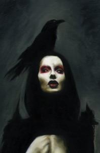 Nosferatu Wars, Dark Horse, 2014 Steve Niles (writer), menton3 (artist)
