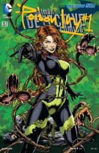 Poison Ivy #23.1, Nov 2013, Cover ArtistsJason Fabok, Nathan Fairbairn, WritersDerek Fridolfs, DC