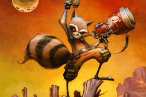Rocket-Raccoon-Skottie-Young