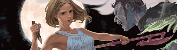 Buffy, Buffy Comics, adaptations & portraiture: roundtable!