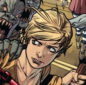 Buffy Season ten, Rebekah Isaacs, Dark Horse Comics, 2014