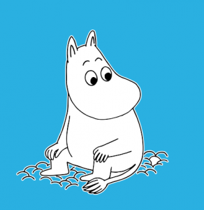 I'll try it: An introduction to Moomins and the Muskrat's ... Ондатр Муми Тролль