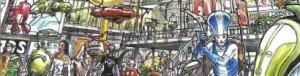 Climate change comics: Dreams of a Low Carbon Future