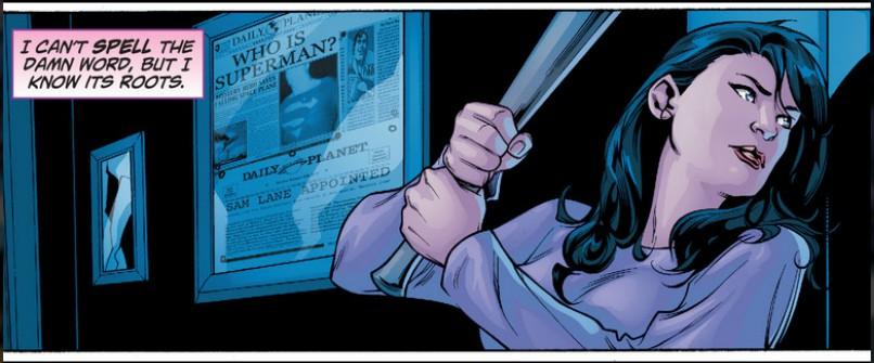 Review–Superman: Lois Lane One Shot