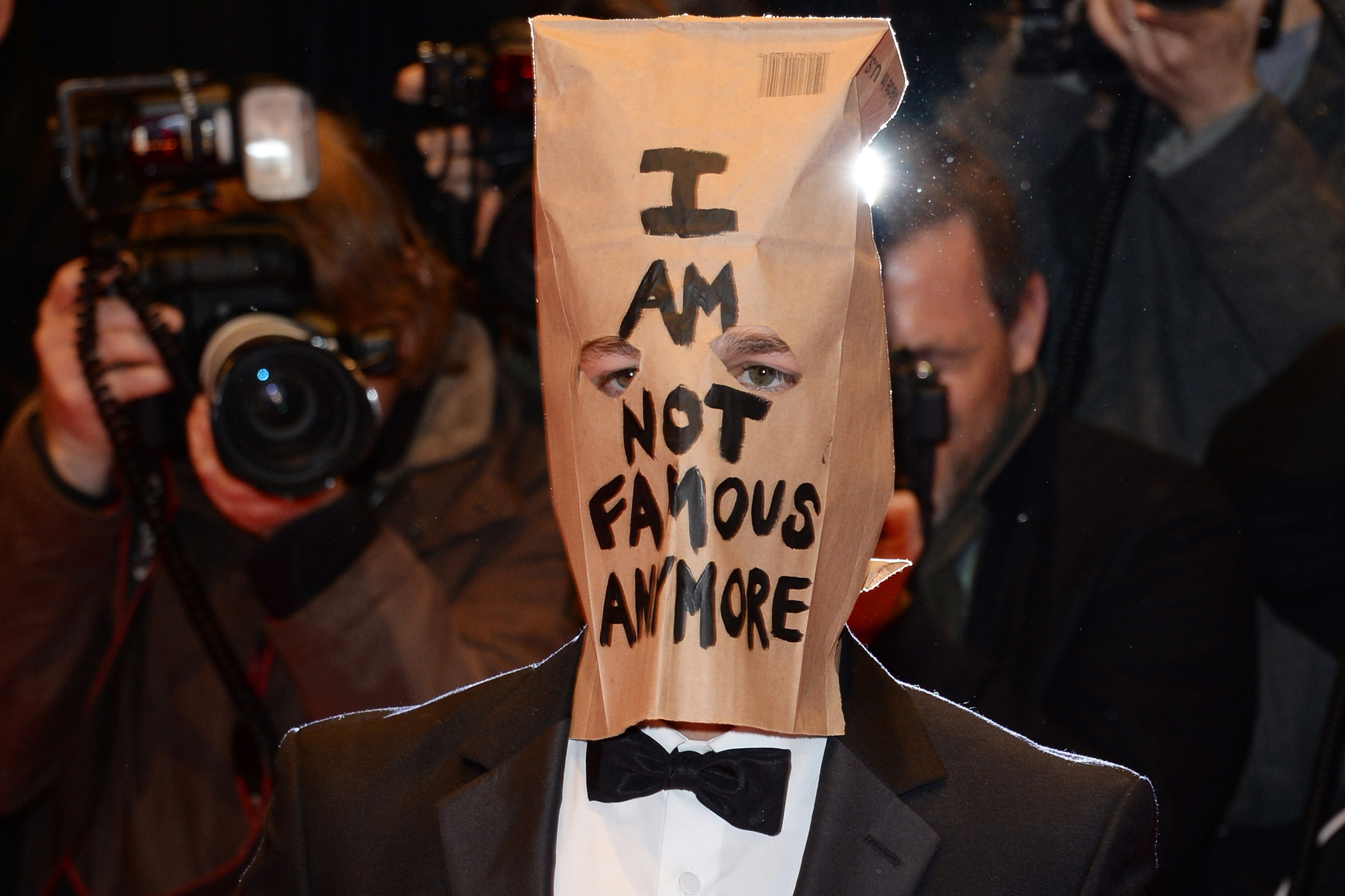 Dear Shia, I Went to Art School With You