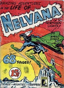 Nelvana of the Northern Lights, 1941, Hillborough Studios, Bell Features, Adrian Dingle