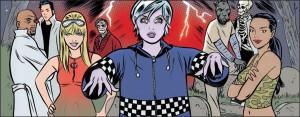 iZombie Volume 1 Chris Roberson, Michael Allred Vertigo | DC Comics http://dc.wikia.com/wiki/I,_Zombie