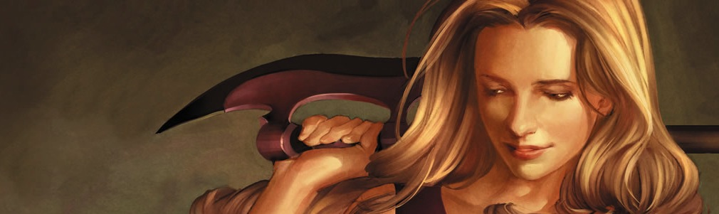 Buffy Jo Chen Dark Horse