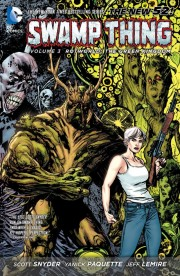 Swamp Thing, November 19 2013, Jeff Lemire, Scott Snyder, Yanick Paquette, DC Comics