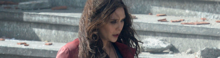 Elizabeth Olson as the Scarlet Witch, Marvel Movieverse 2014