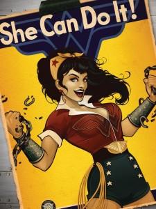 Wonderwoman Bombshell