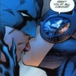 Batman and Catwoman in Batman: Hush by Jeph Loeb and Jim Lee