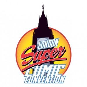 London Super Comic Con logo 2014
