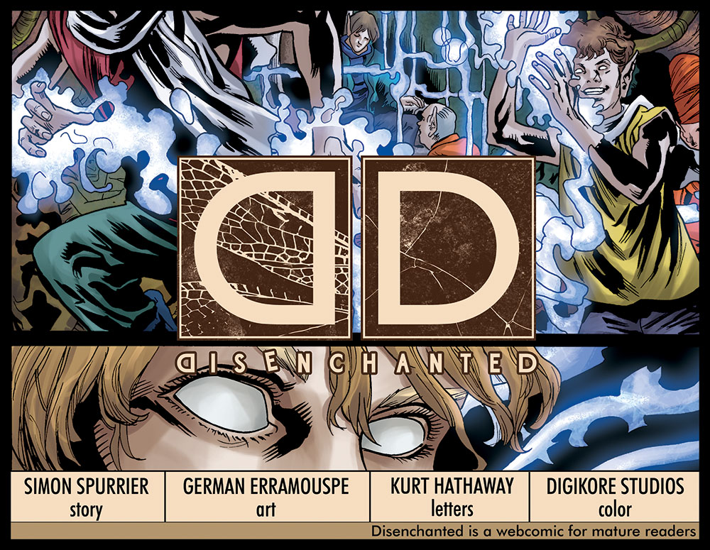 Disenchanted, Si Spurrier.