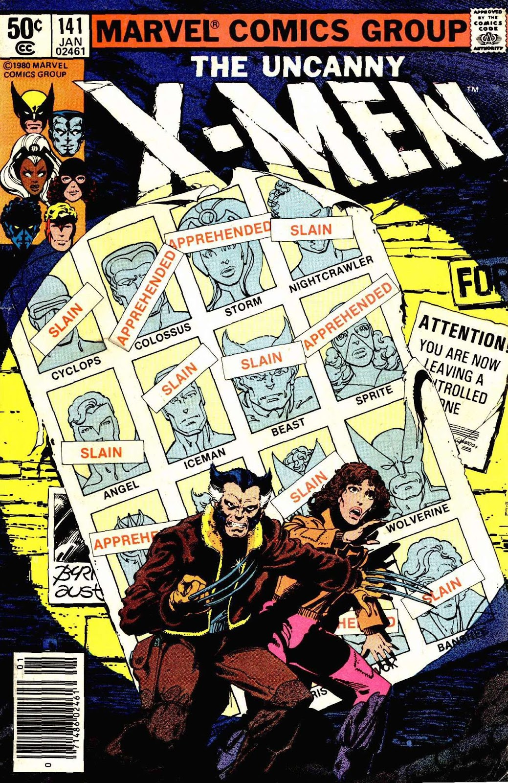 Top Ten Days of Future Past Homages