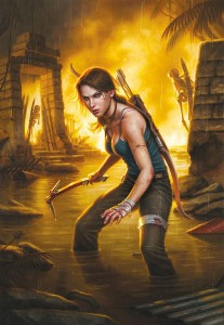 Tomb Raider #1 Gail Simone and Nicolás Daniel Selma. Dark Horse Comics, 2014.