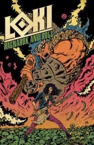 Loki Ragnarok and Roll, BOOM. Feb, 2014.
