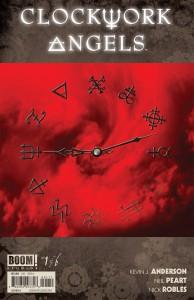 Clockwork Angels #1, Robles. BOOM, March 2014.