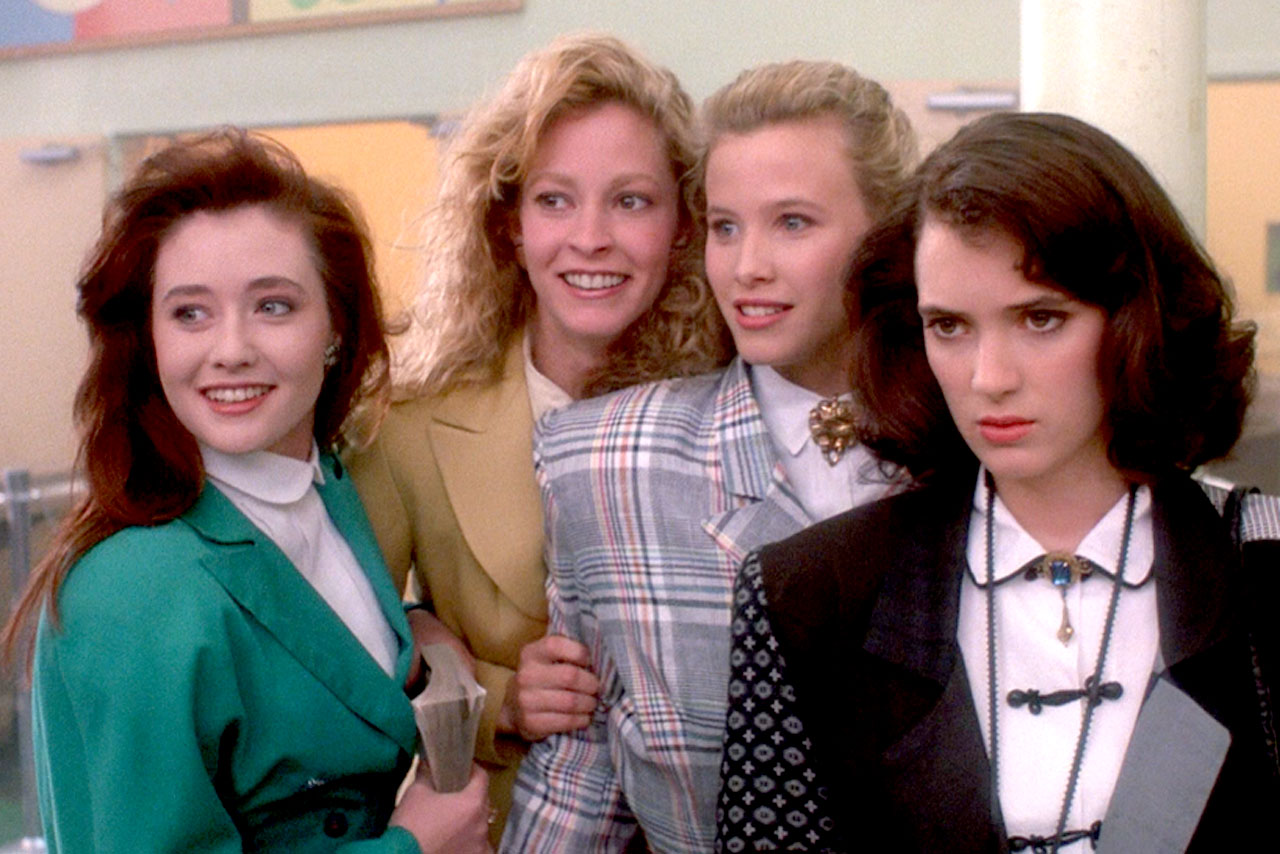 The Heathers and Veronica