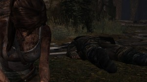 Tomb Raider Diary screengrab