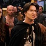 Justin Whelan, Zoe McLellan, Dungeons & Dragons, 2000, New Line Cinema