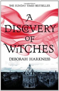 A Discovery of Witches All Souls trilogy, book one  Deborah Harkness Headline, Sep 2011