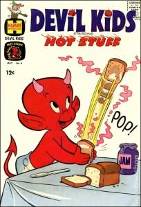 Devil Kids Hot Stuff comic