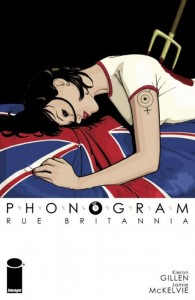 Phonogram Rue Britannia cover