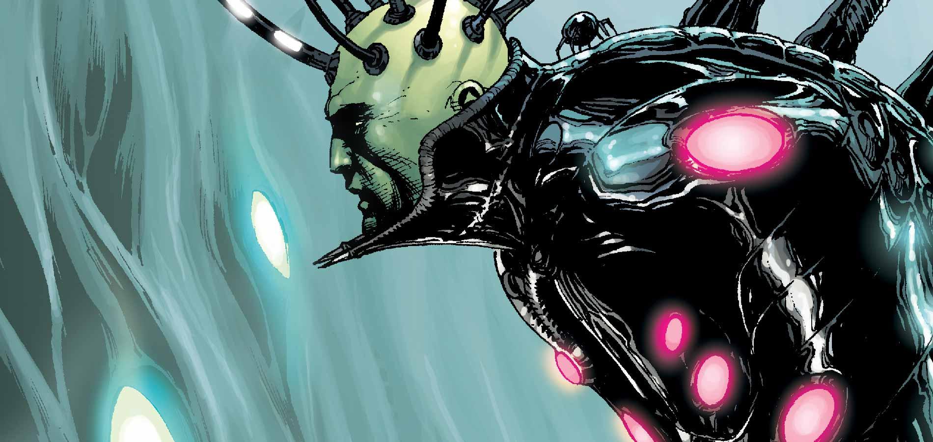 Top Ten Comic Book Geniuses