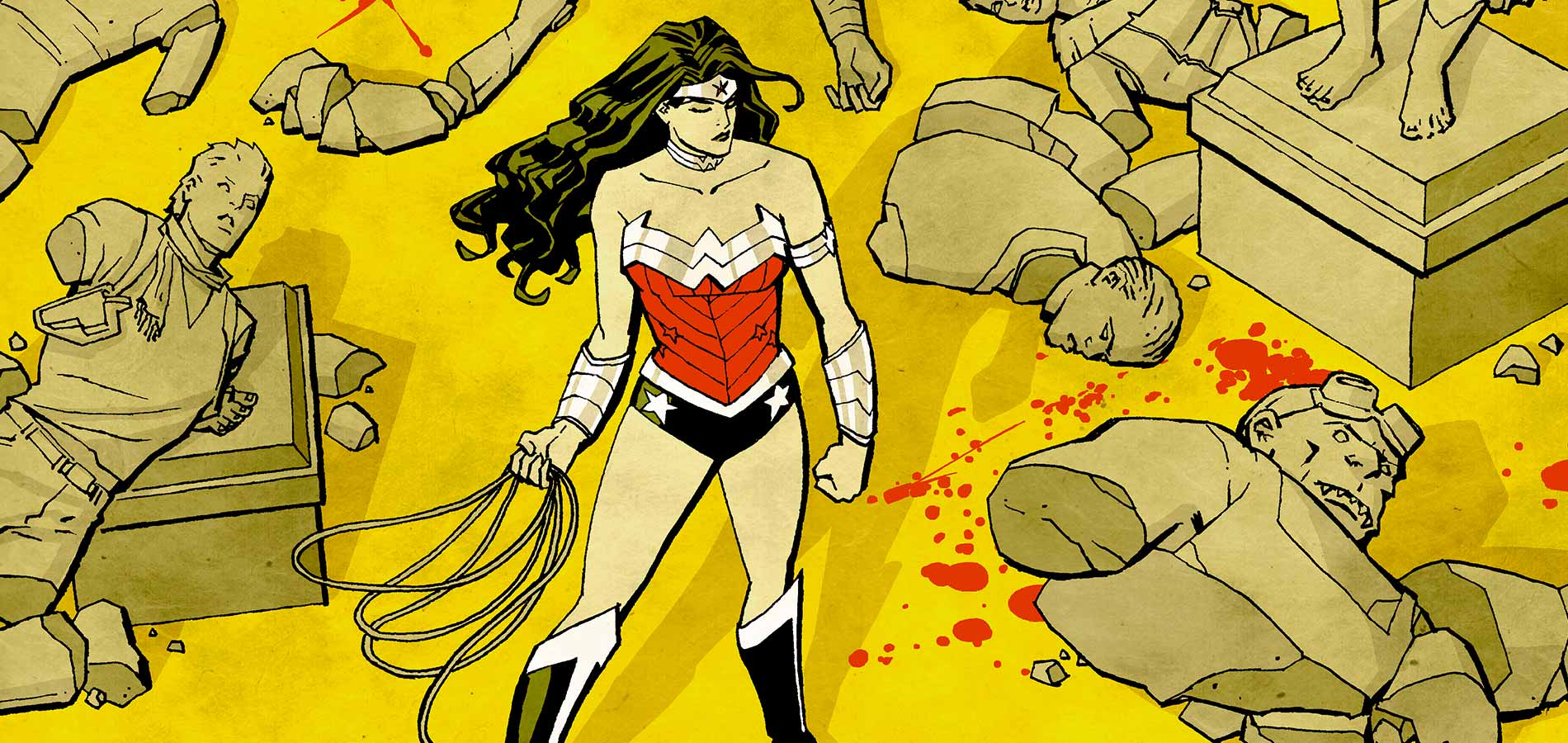 The New Wonder Woman and Greek Mythology