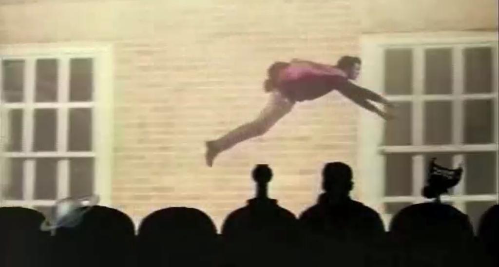I'm Loving: The Pumaman on DVD