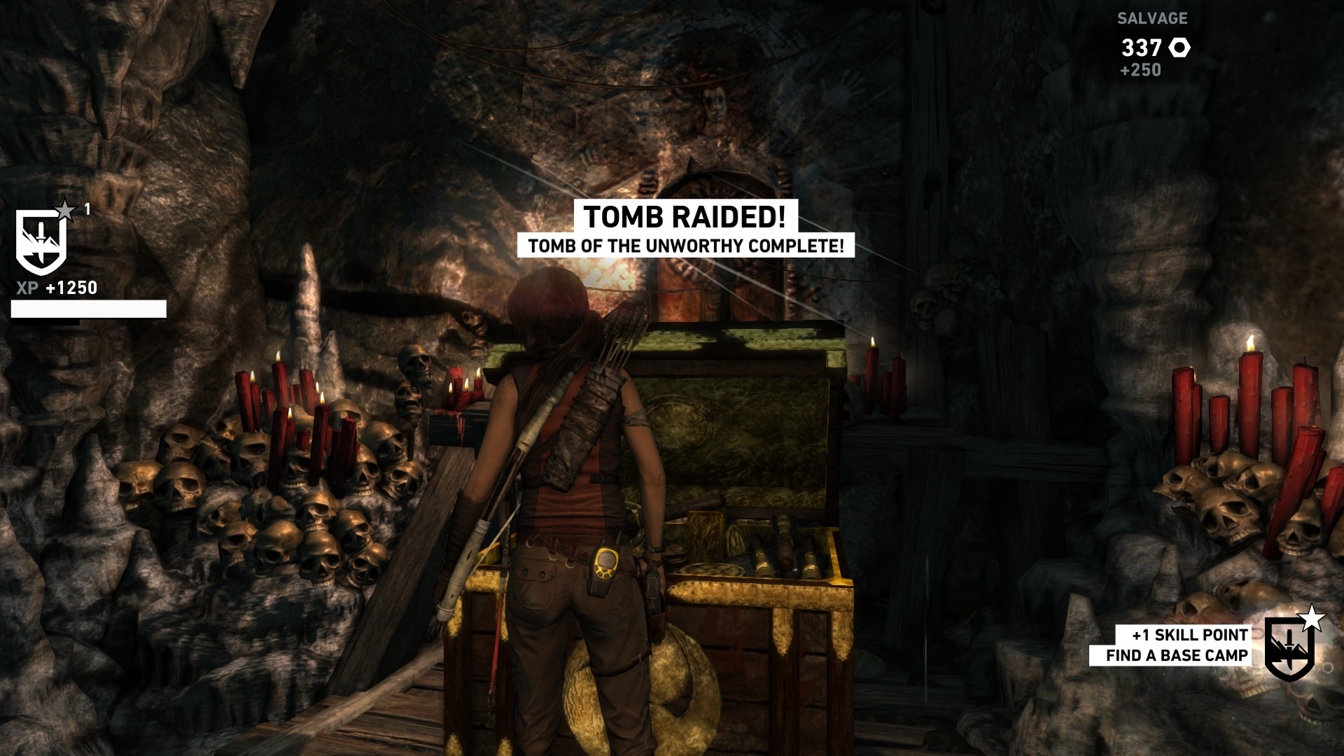Tomb Raider Diaries #3: Into the Wolves' Den