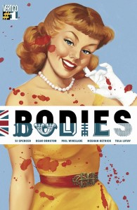 Bodies, Vertigo. April, 2014.