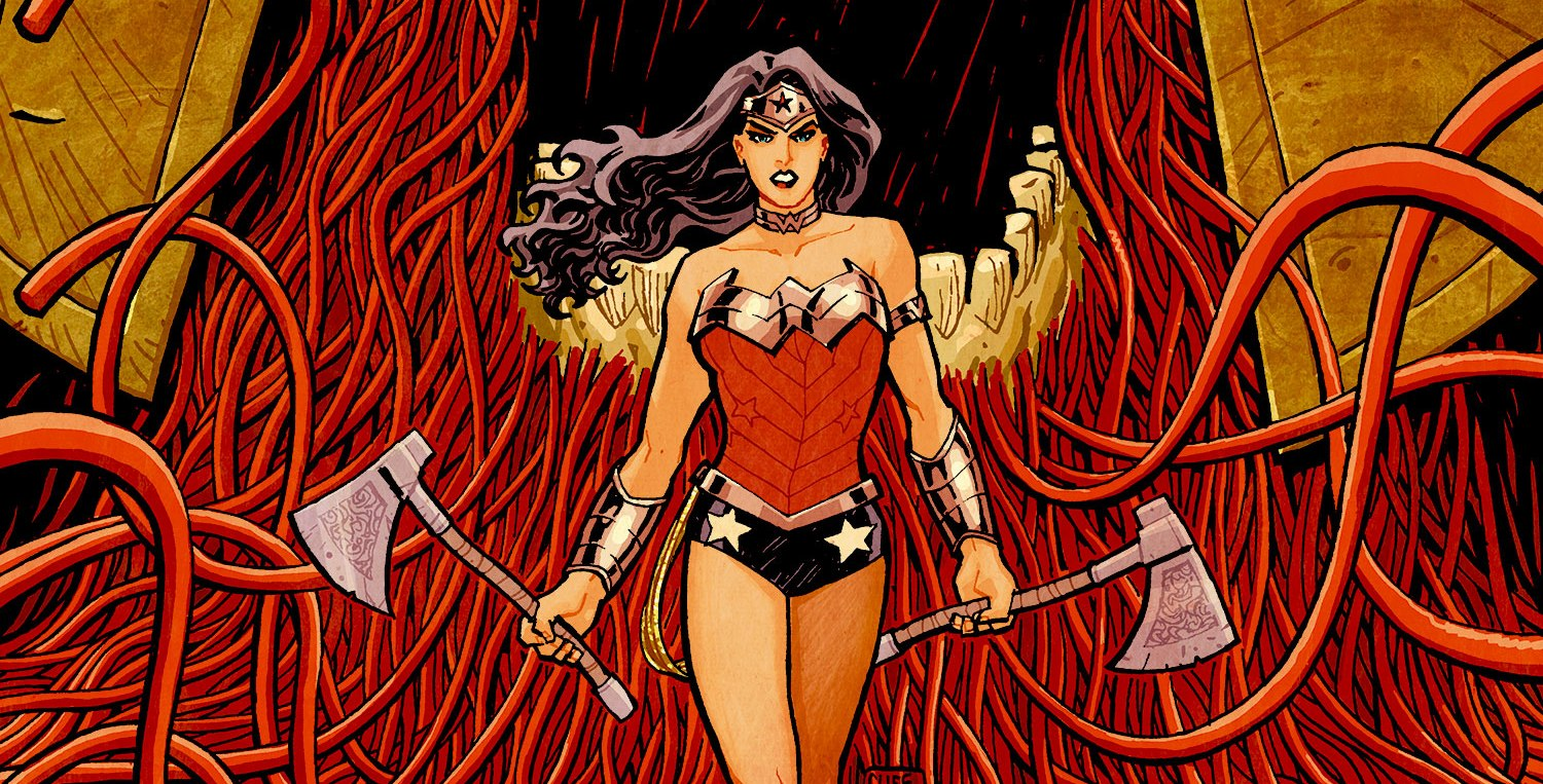 By the goddess! A Wonder Woman Movie!