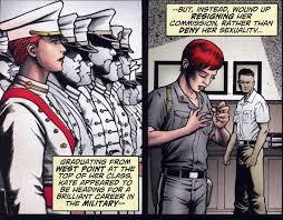 Batwoman, Don't Ask Don't Tell, Creators Greg Rucka, JH Williams III, DC Comics