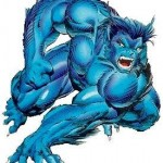 Beast. Hank McCoy. Marvel Comics. X-Men.