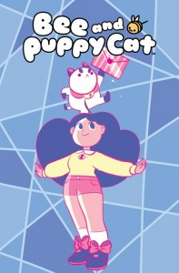 Bee and Puppycat #1 Cover by Natasha Allegri