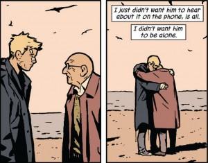 Hawkeye 13, Matt Fraction David Aja