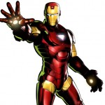 Iron Man. Tony Stark. Marvel Comics.