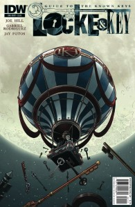 Locke and Key, Guide to the Known Keys