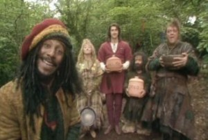 Maid Marian and her Merry Men, CBBC, 1989